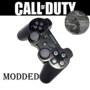 Wireless PS3 Rapid Fire Controller 8 mode COD 7 Hlao 3