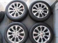four 09 11 Honda Civic Factory 16 Wheels Tires Chrome Rims OEM 63995