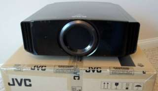 JVC DLA X9 Home Theater Projector THX 3D 1080p DLA RS60