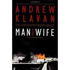 Man and Wife [Hardcover] Andrew Klavan Books