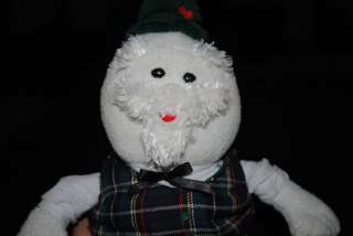 Rudolph Red Nosed Reindeer Sam Snowman Plush Doll 13