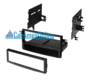 NEW CAR STEREO DASH INSTALL MOUNTING KIT AUDIO CD PLAYER