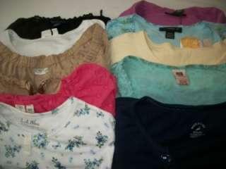 Plus Size Lot 10 WOMENS Stylish Shirts BLOUSES Size 4XL 26/28 4X