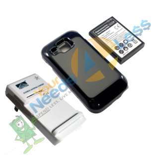 extended battery Samsung Galaxy S Indulge R910 + Cover + Charger
