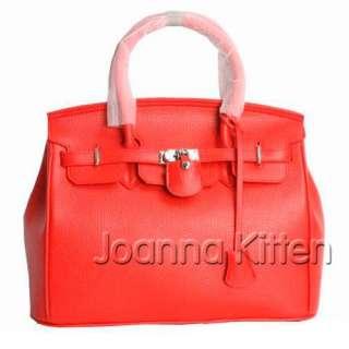 Super Star Shoulder Tote Boston Bag Handbag HOLLYWOOD Purse