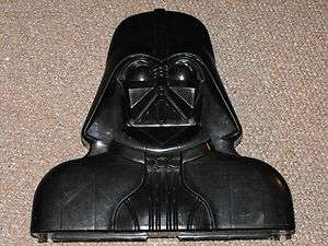 Star Wars Darth Vader Case & 31 Figures Most Complete