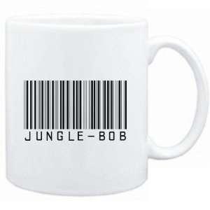 Mug White  Jungle Bob BARCODE  Cats
