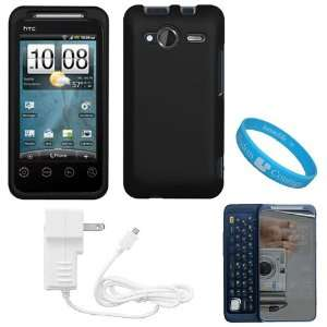 Crystal Hard Case Cover for Sprint HTC EVO Shift 4G Android Smartphone