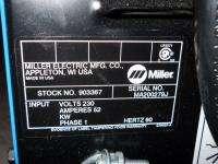 MILLER Econotig TIG & Stick Welder Package 230V R=$1600
