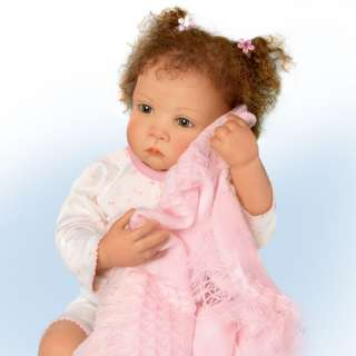 Sweet Princess Hold That Pose Vinyl Baby Girl Doll