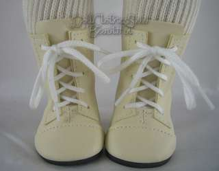 DOLL CLOTHES fit American Girl Samantha Bone 1800 Boots
