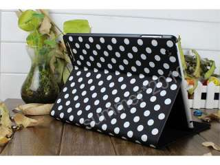 Smart Magnetic PU Leather Case Cover Stand For Apple iPad 2