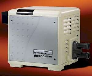 Pentair 250,000 BTU MasterTemp Natural Gas Heater