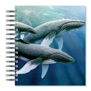 ECOeverywhere Humpback Song Picture Photo Album, 18 Pages