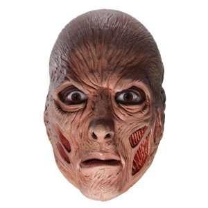 Freddy Krueger Vinyl Mask: Toys & Games