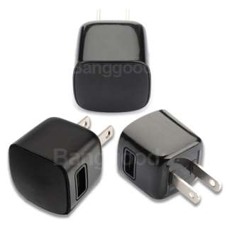 New US AC Travel Charger Adapter Mini Micro For Blackberry 9800 9100