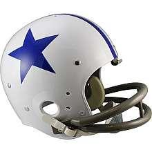 Riddell Dallas Cowboys 1960 1963 Full Size TK Suspension Helmet