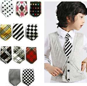 Kid Baby Boy Elastic Neck Tie styles pick NEW GIFT