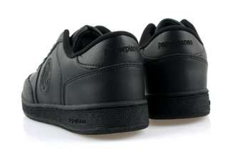 New MENS Paperplanes Air Force Basic Black shoes US