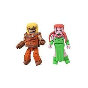 Mini Figure 2Pack Sabretooth Blink Age of Apocalypse Toys & Games