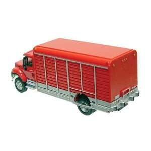 Boley HO Scale International 7000 2 Axle Beverage Truck