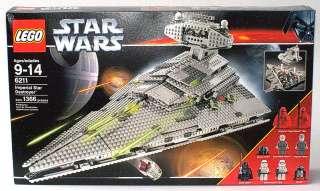 Star Wars Classic 6211 Imperialer Sternenzerstörer Neu