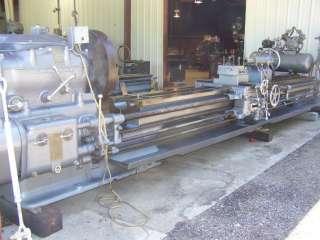 Dean Smith Grace 31/48 x 216 Gap Bed Engine Lathe 5.5 spindle bore