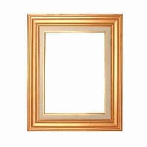 Golden Solid Wood Picture Frame, FR 5435G COMO: Home