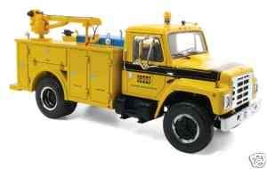 International S Series Service Truck Case IH First Gear