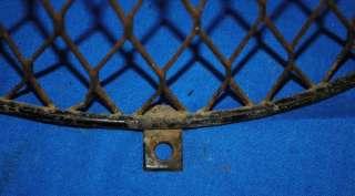 Old Vtg Industrial Caged Vent Fan GE Shop Work Exhaust