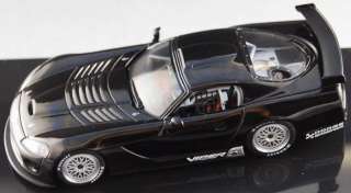 Dodge Viper Competition Coupe Black, Auto Art 1/43 NEW