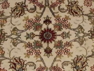 8x10 Beautiful Handmade Very Fine Persian Qum Silk Rug