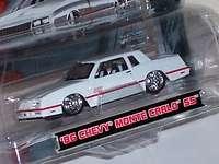 Maisto Ridez 164 White 86 Chevy Monte Carlo SS