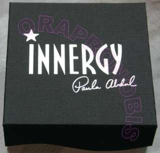 NEW INNERGY Paula Abdul Stainless Bracelet in Gift Box