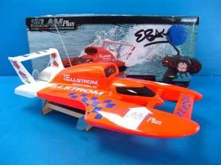 Miss Elam Plus 1/12 Brushless BL R/C RC 2.4 2.4GHz Hydroplane Spektrum