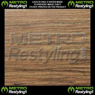 3M Di Noc Cherry Teak Wood Grain Vinyl Sticker Decal Roll Sheet 48x12