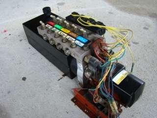 Used Hydraulic Pump Dewald p/n PU1363 s/n 010948 w/ suppression RV