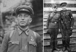1944 RUSSIAN SOVIET WW2 RED ARMY INFANTRY OFFICER VISOR CAP