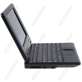 Android 2.2 OS WiFi Mini Netbook Laptop Notebook w/ CPU 800MHz