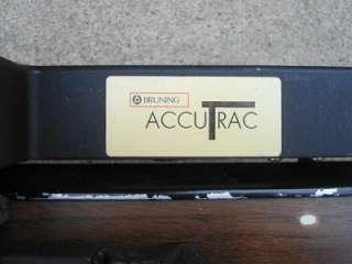 BRUNING ACCUTRAC DRAFTING MACHINE~TOOL VARD NEWPORT MODEL 3007~UPS or