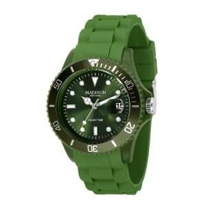 Madison New York Unisex Armbanduhr grün  Alle Produkte
