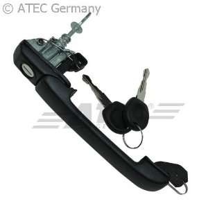 Türgriff vorne links + Schloss + Schlüssel + Schließzylinder VW