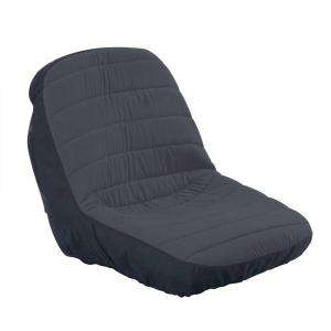 Classic Accessories Deluxe Small Lawn Tractor Seat Cover 12314 at The