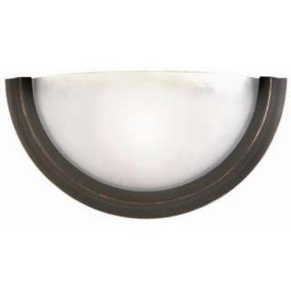Light Oil Rubbed Bronze Wall Sconce 514570