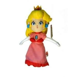 Super Mario Plüsch Peach 22cm Plüschfigur von Nintendo
