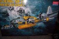 ACADEMY 1/72 Scale BOEING SB 17 air rescue service |