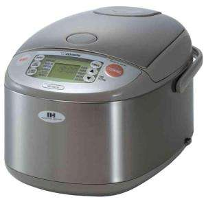 Zojirushi Induction Heating Rice Cooker and Warmer NP HBC18 at The