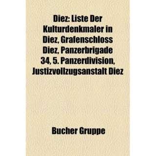 34, 5. Panzerdivision, Justizvollzugsanstalt Diez: .de: Bücher