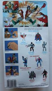 He   Man MOTU Blast Attack MOC vintage with Zoloworld protective case
