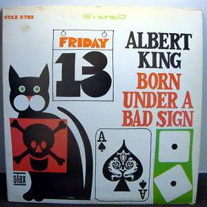 ALBERT KING BORN UNDER A BAD SIGN STEREO 1967 HEAR IT